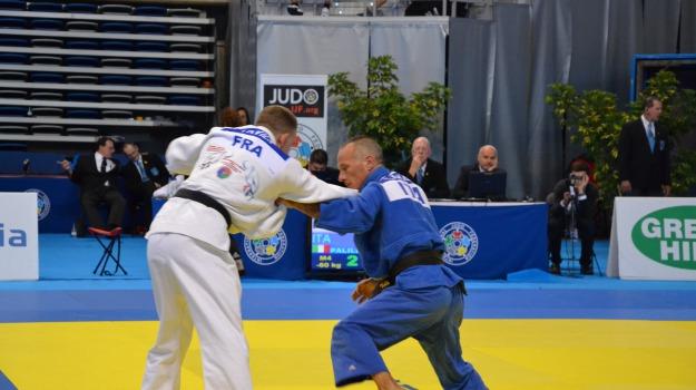 campionati mondiali, Judo, Enna, Sport
