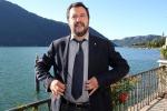 """Salvini: """"La legittima difesa va garantita sempre e comunque"""""""