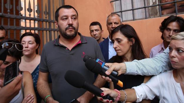 forza italia, Lega Nord, Matteo Renzi, Matteo Salvini, Silvio Berlusconi, Sicilia, Politica