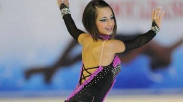 medaglia d'oro, mondiali, pattinaggio artistico, Sicilia, Sport