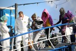 Sbarco a Lampedusa, fermato un presunto scafista