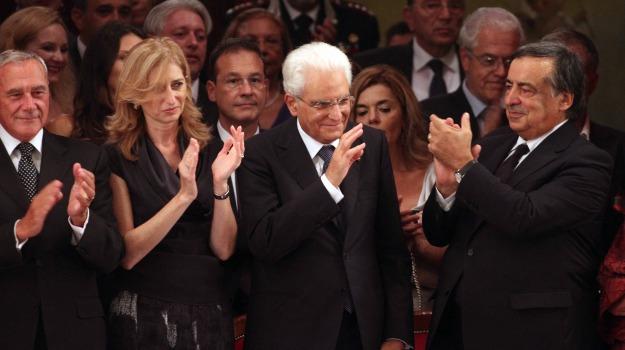 bohème, Palermo, teatro, Sergio Mattarella, Palermo, Cronaca