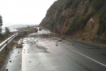 Via fango e detriti dopo il maltempo, riaperte le statali interrotte in Sicilia