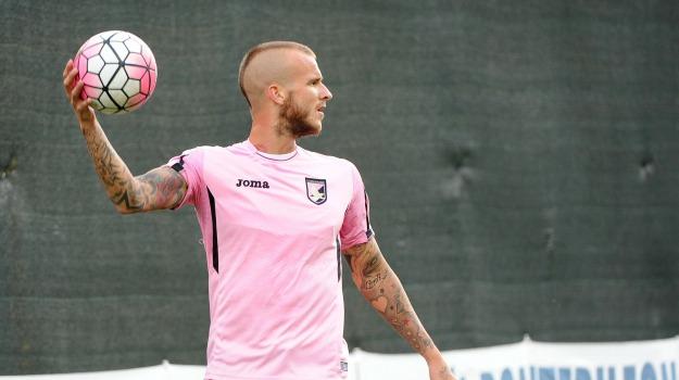 Calcio, foggia, infortuni palermo, struna infortunato, Bruno Tedino, struna, Palermo, Sport