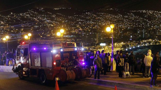 Earthquake Chile, terremoto cile, tsunami, Sicilia, Mondo