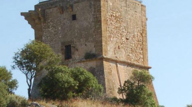 Scopello, torre d'avvistamento, Trapani, Economia
