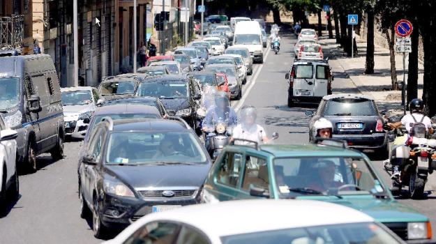 auto, Isis, monilità, mostra, terrorismo, Sicilia, Domani in Edicola