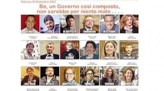 governo, m5s, tweet, Sicilia, Politica