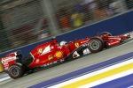 Primi test a Barcellona, la Ferrari di Vettel subito la più veloce
