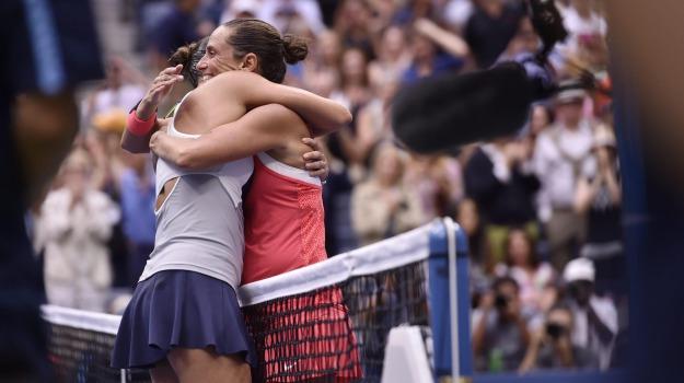 stampa americana, Tennis, UsOpen, Sicilia, Sport