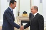 """""""Mosca ha accolto Assad col tappeto rosso"""", l'accusa della Casa Bianca"""