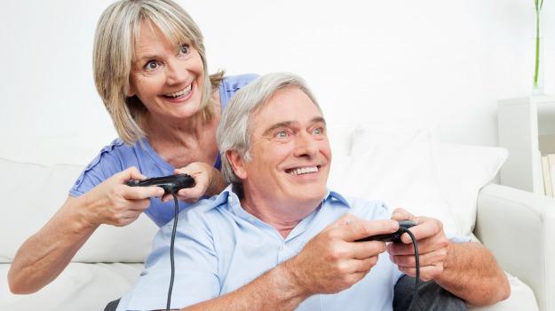 anziani, videogiochi, Sicilia, Società