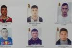 Spaccio di droga e rapine tra Gela e Catania: nomi e foto degli arrestati