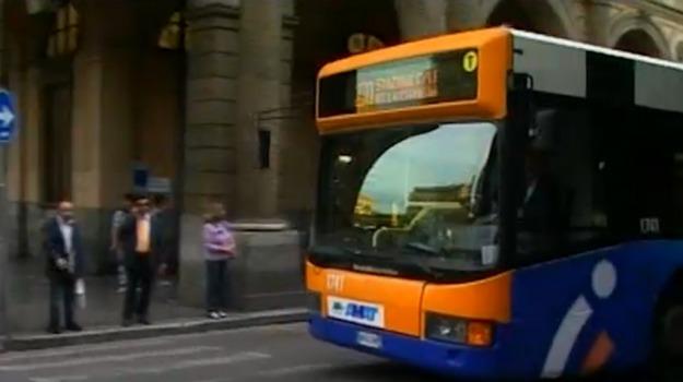 AMAT, bus, Palermo, Cronaca