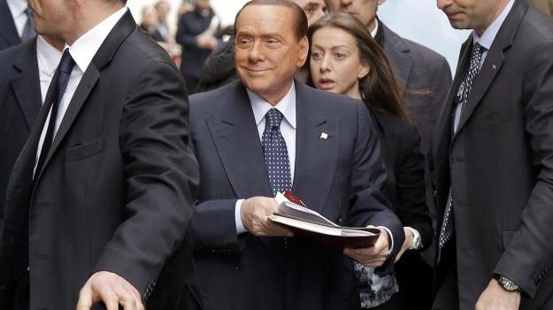 cavaliere, riforma, Senato, Silvio Berlusconi, Sicilia, Politica