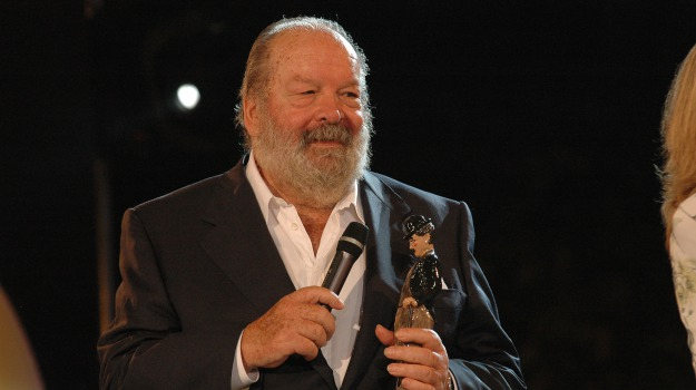 cinema, Lutto, Bud Spencer, Sicilia, Cultura