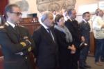 Cittadinanza onoraria al corpo della Guardia Costiera