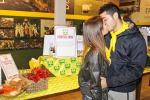 Cibi afrodisiaci in mostra ad Expo: ci sono anche le mandorle di Avola e i pistacchi di Bronte - Foto