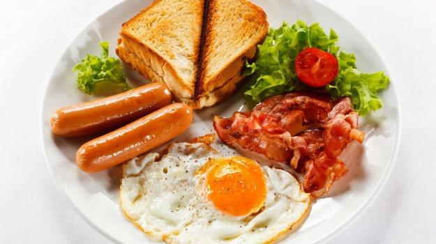 benefici, colazione salata, Sicilia, Società