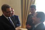 Sicilia: Crocetta incontra governo Tunisia a Cartagine - Foto