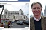 Scambia l'Altare della Patria per il Parlamento, la gaffe di Dan Brown