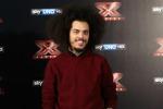 Tutto pronto per i live, a X Factor la scalata del palermitano Davide