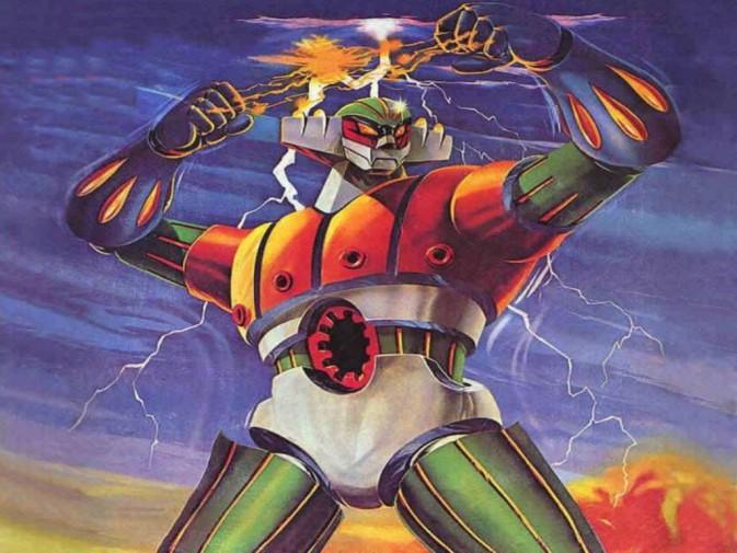 Jeeg robot d acciaio v box dv amazon go nagai film e tv