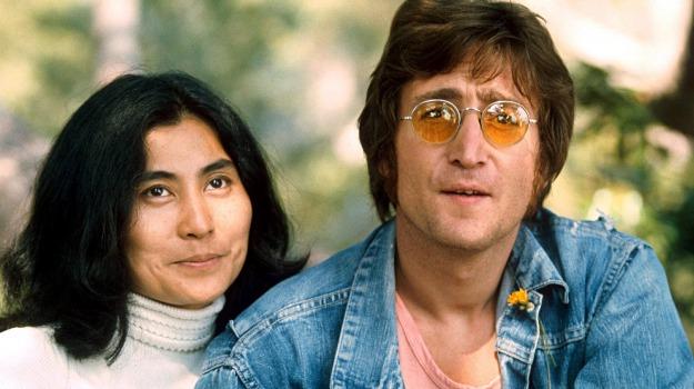 asta, chitarra, Gibson, John Lennon, Sicilia, Mondo