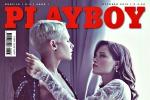 Le Donatella fra trasparenze e nudi: le gemelle della tv in pose hot su Playboy - Foto