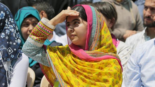 premio nobel pace, Malala Yousafzay, Sicilia, Mondo