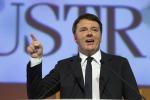 """Antiterrorismo, Renzi: """"Più fondi sulla sicurezza in Italia? Siamo pronti a discuterne"""""""