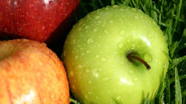 mela, vitamine, Sicilia, Società
