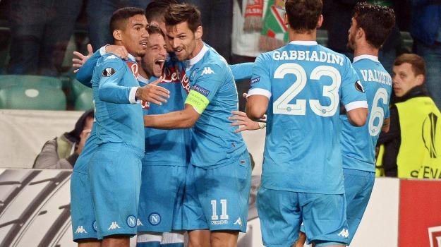 Calcio, europa league, Sicilia, Sport