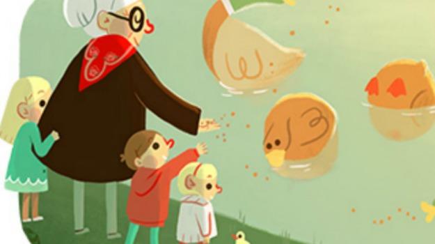 doodle, festa dei nonni, Sicilia, Società