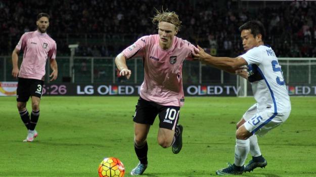 calciomercato, Mercato, Gianluca fiorini, Maurizio Zamparini, Oscar Hiljemark, Palermo, Calcio