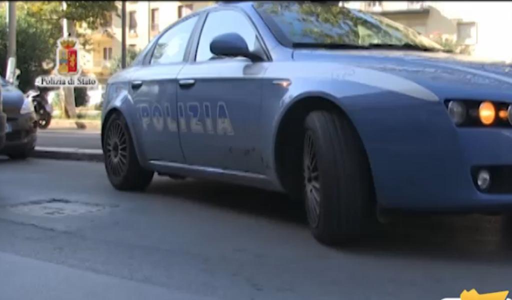 Movimento poliziotti  allarme sicurezza in centro a Palermo ... 5160093b9dfe