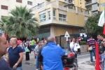 Sit-in a Palermo per lo sblocco degli ammortizzatori sociali