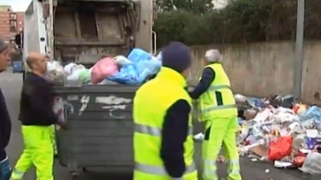caso, rifiuti, Siracusa, Siracusa, Cronaca