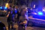 Ruba un'auto con una bimba a bordo a Palermo: il video del ritrovamento