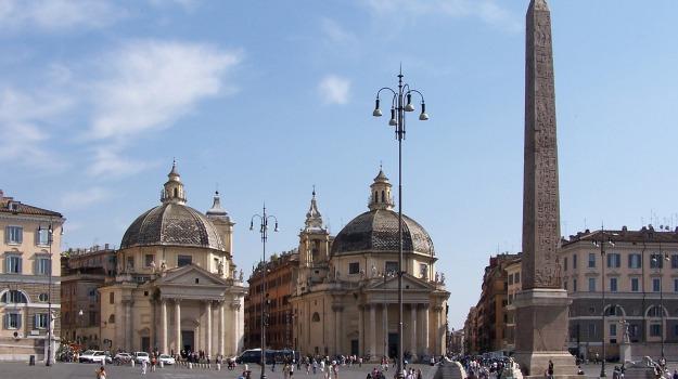 capitale, parigi, roma, Sicilia, Cronaca