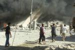 Aerei russi colpiscono ospedale di Msf in Siria: 9 morti. Mosca: non ci fermeremo