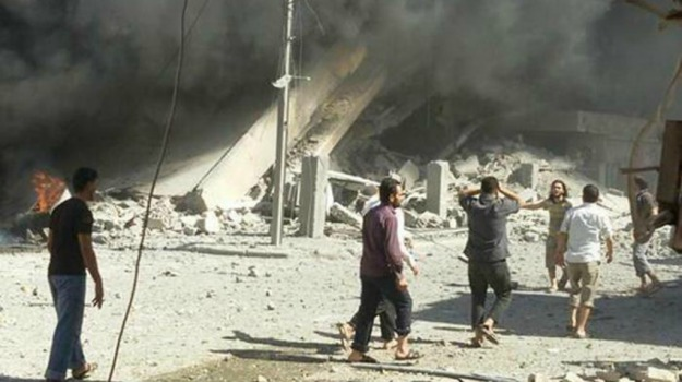 Isis, nato, raid russi, Siria, Sicilia, Mondo