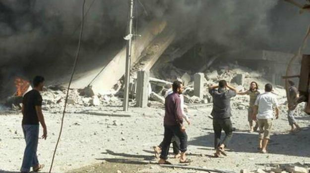 Beirut, guerra, Mosca, raid aerei, Siria, Sicilia, Mondo