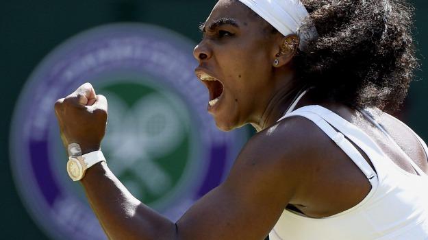 Tennis, wimbledon, Serena Willimas, Sicilia, Sport