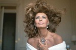 Sofia Loren star a Bagheria per il nuovo spot di Giuseppe Tornatore - Foto