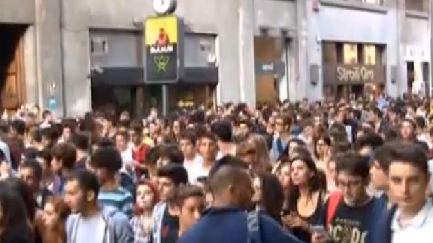 occupazione, scuola, studenti, Palermo, Cronaca