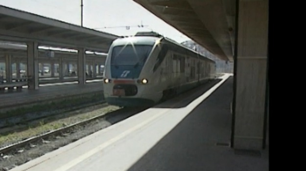 ferrovie, treni, Catania, Economia