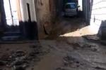 Tubazione rotta a Calatabiano, sabotaggio o incidente? Tutte le immagini - Video