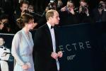 """""""Spectre"""", parata di star alla prima mondiale del nuovo 007: ci sono anche William e Kate - Foto"""