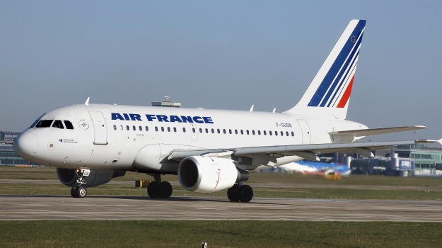 aereo air france, Drone, parigi, Sicilia, Mondo
